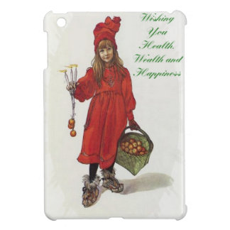 Wishing You Health, Wealth and Happiness Case For The iPad Mini