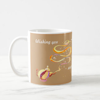 wishing you luck coffee mug