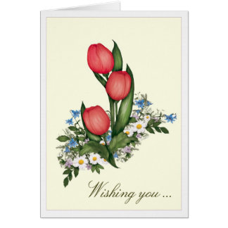 Wishing you- Mother s Day Card