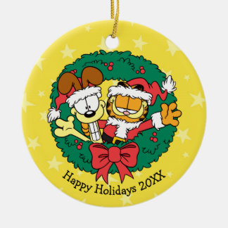 Wishing You the Best of the Season Christmas Ornaments