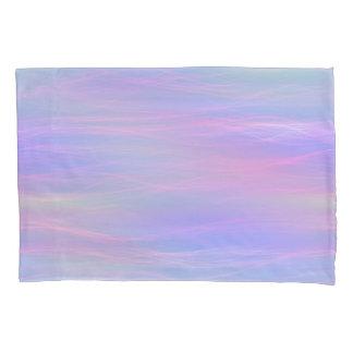 Wispy Rainbow Pillow Case