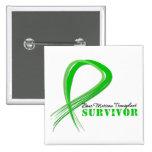 Wispy Ribbon - Bone Marrow Transplant Survivor