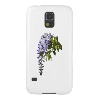 Wisteria and Leaves Galaxy S5 Cover