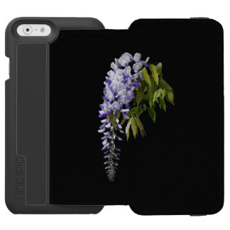 Wisteria and Leaves Incipio Watson™ iPhone 6 Wallet Case