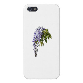 Wisteria and Leaves iPhone 5 Case