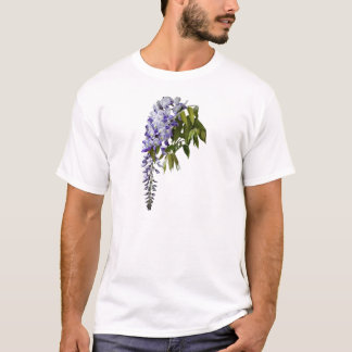 Wisteria and Leaves T-Shirt