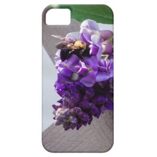 Wisteria & Bee Case For The iPhone 5
