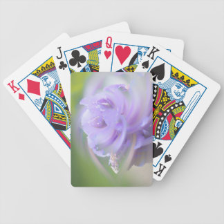 Wisteria Bicycle Playing Cards