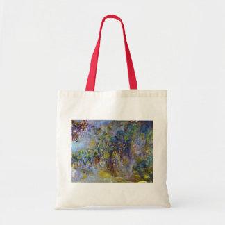Wisteria by Claude Monet, Vintage Impressionism