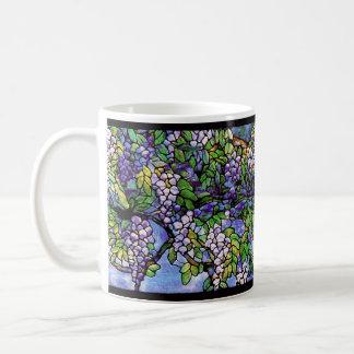 Wisteria Flowers Mug