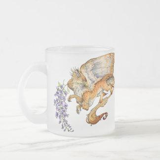 Wisteria Gryphon Mug