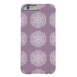 Wisteria Mandala Barely There iPhone 6 Case