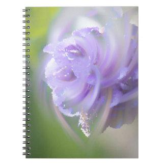 Wisteria Notebooks