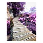 wisteria stairs