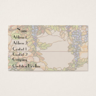 Wisteria Vine Business Card
