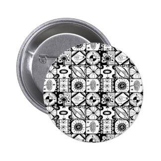 wit mannetjies.jpg 2 inch round button