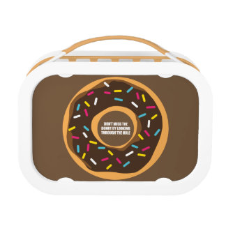 Wit, wisdom and sarcasm lunch box
