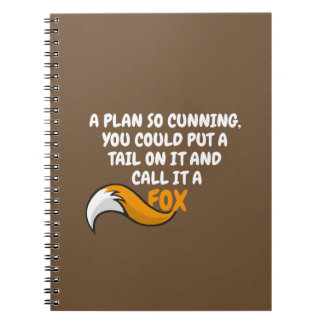 Wit, wisdom and sarcasm notebooks