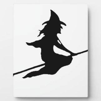Witch #6 plaque