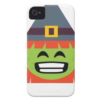 witch All Emoji Halloween iPhone 4 Case