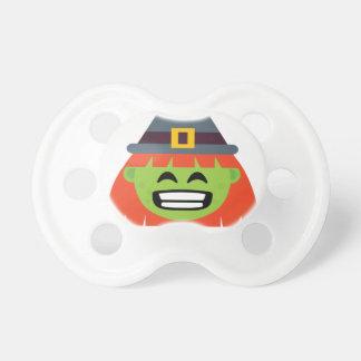 witch All Emoji Halloween Pacifier