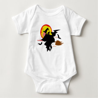 Witch Baby Bodysuit