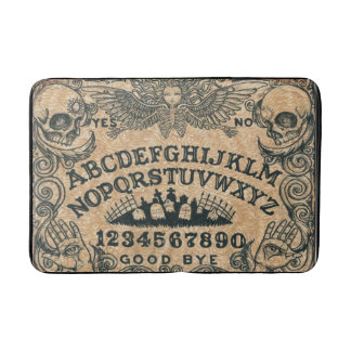Witch Board Bath Mat