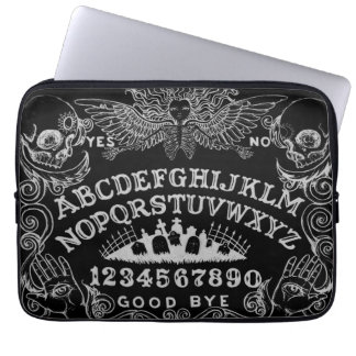 Witch Board by Shayne of the Dead laptop sleeve
