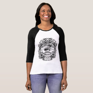 Witch Board Eye Raglan T-Shirt