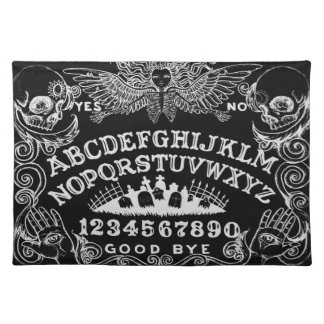 Witch Board Fabric Place Mat