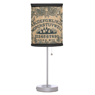 Witch Board Lamp