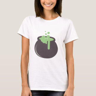 Witch Cauldron T-Shirt