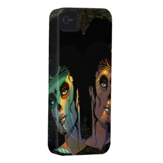 Witch Doctor 4/4s Iphone Case