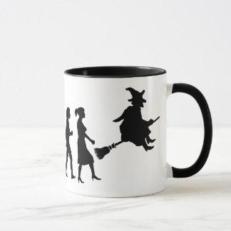 Witch Evolution Mug