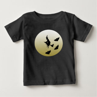 Witch flying baby T-Shirt