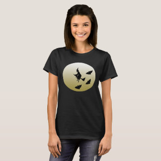 Witch flying T-Shirt