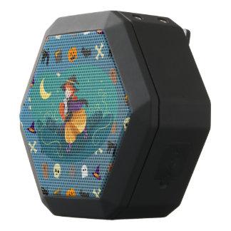 Witch for child black bluetooth speaker