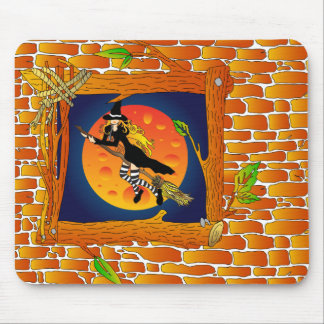 Witch Gallery_1 Mouse Pad