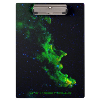 Witch Head Nebula deep space astronomy image Clipboard