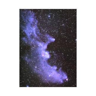 Witch Head Nebula IC 2118 Canvas Print