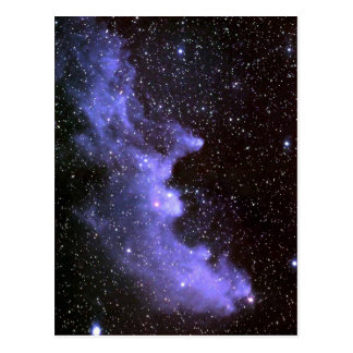 Witch Head Nebula IC 2118 Postcard
