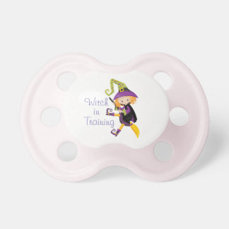 Witch In Training Pacifier