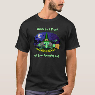 Witch Kilroy T-Shirt