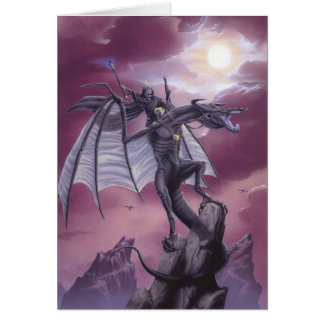 WITCH-KING CARD