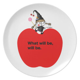 Witch Mary's vigor it comes out Plate