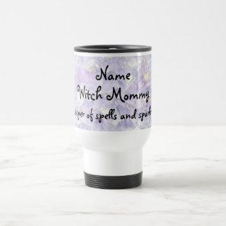 Witch Mommy personalised Travel Mug