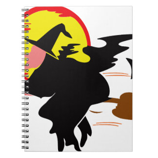 Witch Note Books