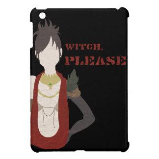 Witch, Please iPad Mini Cover