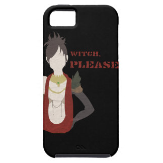 Witch, Please iPhone 5 Case