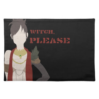 Witch, Please Placemat